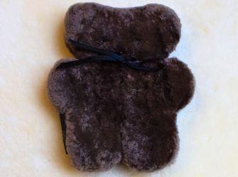 BABY FLATOUT BEAR CHOCOLATE