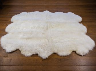 Merino Sexto Sheepskin Rug 190x140cms