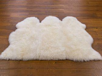 Merino Triple Sheepskin Rug 95x150cms