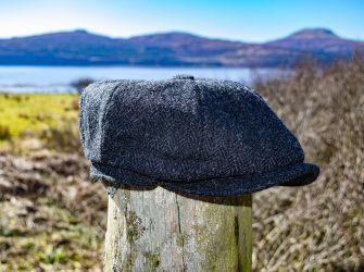 Newsboy Tweed Cap (choice of colours)