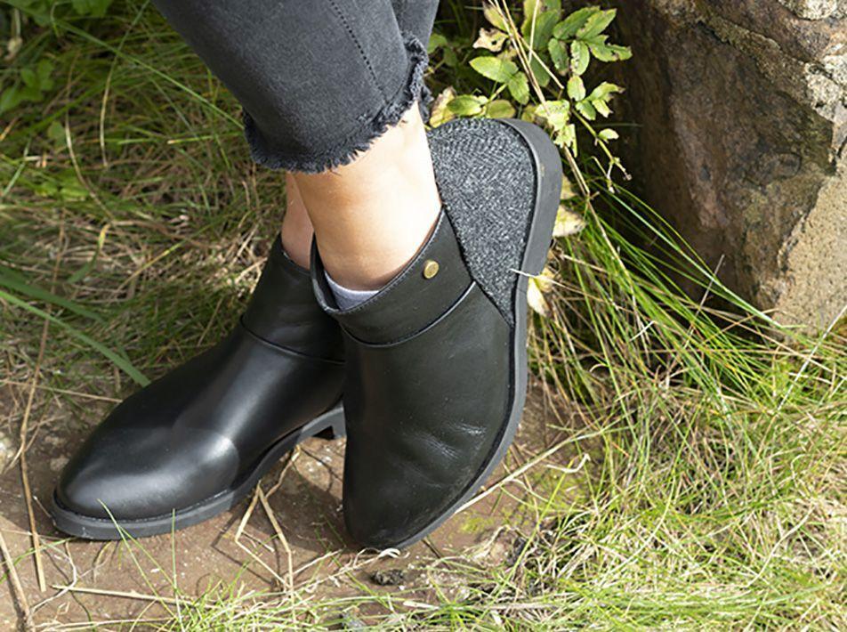 Eilidh Tweed Boots
