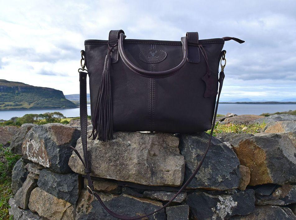 Gretel Deerhide Bag