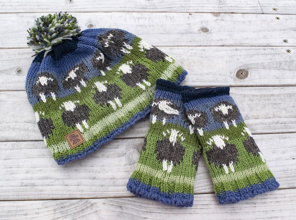 Herdwick Sheep Hand Warmers