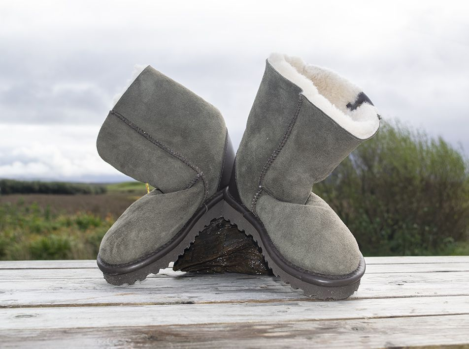 Celt Boot in Moorland size 3