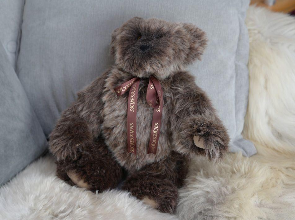 Ruairidh Grey Bear