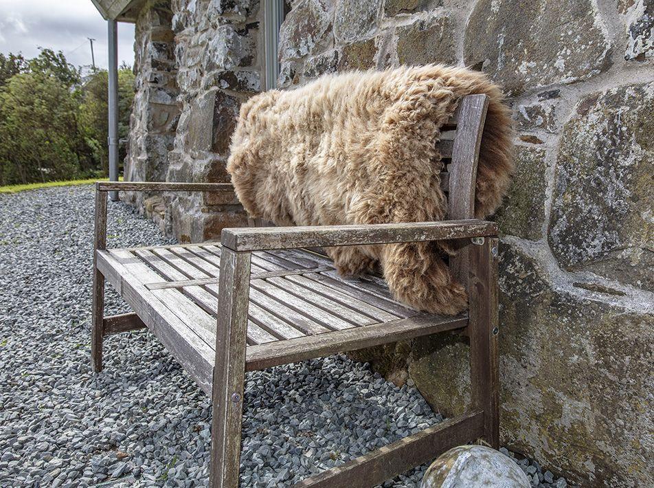 Mimosa Highland Rare Breed Sheepskin Rug