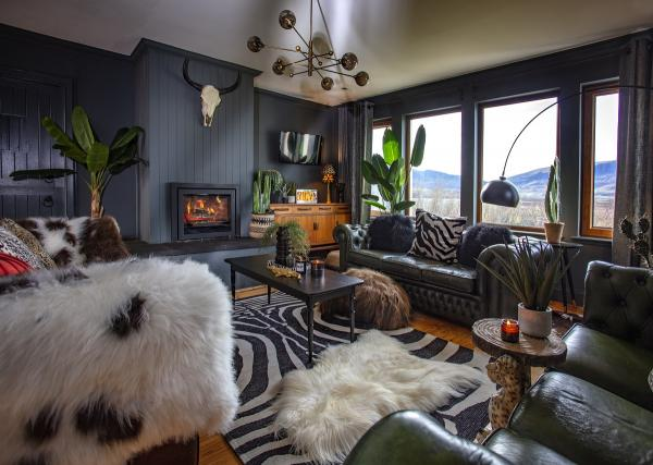 10 ways to use sheepskin in your home