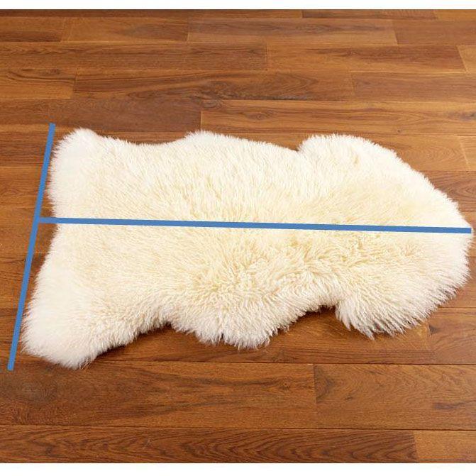 Measuring your sheepskin